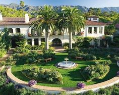 A longstanding family favorite.  The Four Seasons Biltmore Hotel Santa Barbara. Whether as a guest and or countless breakfasts, lunches and or dinners on our way up or down the coast - it's a little piece of heaven on earth.