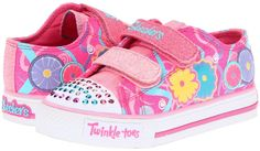 TwinkleToes By Skechers 'Sweet Talk' Light Up Shoes(10282N) $59.95+FREE DELIVERY