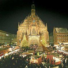 Christmas market cruise, Danube River Cruise