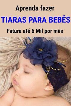 Fabric Flower Headbands, Lace Headbands, Knitted Headband, Felt Doll Patterns, Baby Bibs Patterns, Handmade Hair Bows, Diy Hair Bows, Handmade Dolls, Diy Tiara