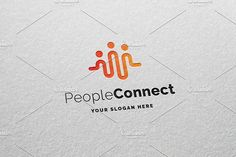 People Connect Logo  @creativework247