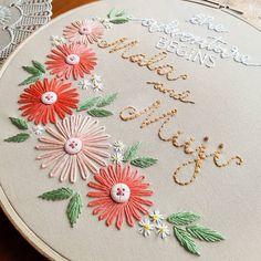 Flowers for my best friend wedding  #flowers #weddinggift #gift #hoopartindonesia #hoopart #hoopartwork #embroideryinstaguild #embroideryhoop #embroidery #handembroidered #handembroidery #handmade #custommade #etsy #etsyfavorites #sulam #sulamtangan #hadiahunik #walldecor #homedecor #pajangan #uploadkompakan #jualhoopart #indonesia