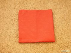 Fold a Napkin Into the Basic Silverware Pouch Step 1 Version 2.jpg