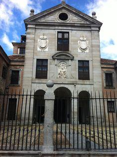 El Real Monasterio de la Encarnación fue fundado en  1611 por Felipe III y Margarita de Austria, para …http://www.rutasconhistoria.es/loc/real-monasterio-de-la-encarnacion