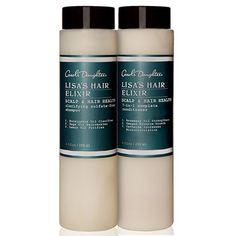 Natural Hair Care, Natural Beauty Products, Natural Skincare - Carol's Daughter - Lisa's Hair Elixir Duo