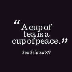 World leaders need a tea party. ☕️