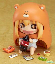 YESASIA: Nendoroid : Himouto! Umaru-chan Umaru - GOOD SMILE COMPANY - Toys - Free Shipping - North America Site