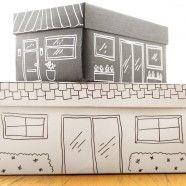 :-) Shoebox Houses
