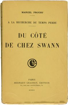 Free eBooks: Read All of Proust's Remembrance of Things Past on the Centennial of Swann's Way
