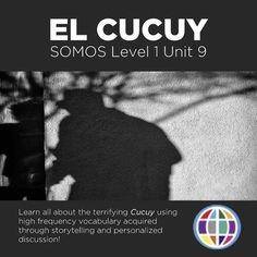 500 Best SOMOS Level 1 Curriculum for Spanish images in 2019