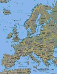 Tom's Super Guide To Planning A Trip Backpacking Through Europe