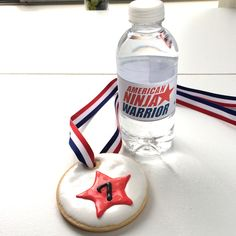 American Ninja Warrior Party on a Budget by Squats and Snickerdoodles