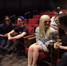 Descendants 2 cast out in the cinema