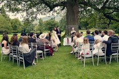 An Outdoor Handfasting, Vintage Inspired Humanist Wedding...