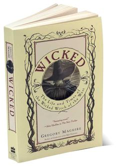 Book 1. The book that became a sensation. Wicked!