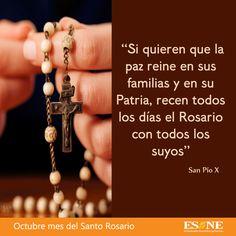 Octubre mes del Santo Rosario
