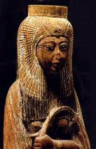 Queen Ahmose-Nefertari.   Flickr - Photo Sharing!