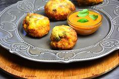 R'n'G Kitchen: Klopsiki warzywne z sosem pomidorowym