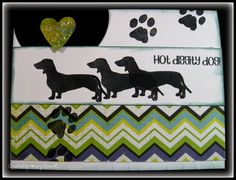 Lakeside Stamping: Puppy Love