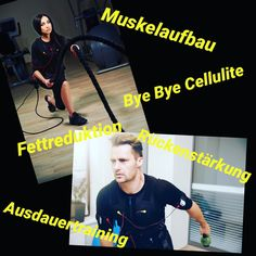 Buche heute dein effektivstes Probetraining! Cellulite, Fett, Baseball Cards, Build Muscle
