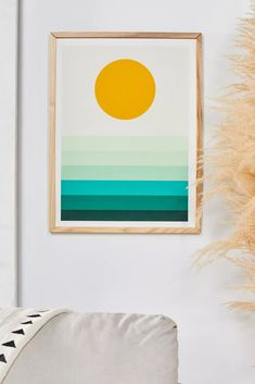 Shop The Old Art Studio Sunseeker 12 Art Print at Urban Outfitters today. We carry all the latest styles, colors and brands for you to choose from right here. Wood Room Divider, Wood Molding, Framed Prints, Art Prints, Old Art, Recycled Wood, Decoration, Female Art, Flower Art