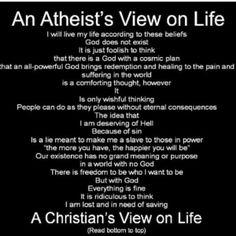atheist on death - Google Search