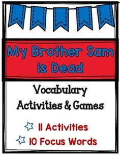 my brother sam is dead essay