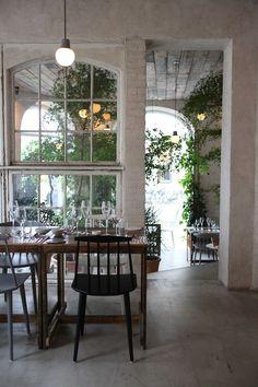 "DENMARK - Copenhagen: ""Höst"" restaurant"