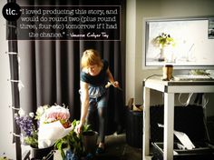Thanks @the life creative for this great behind-the-scenes post about our floral decorating shoot with stylist Vanessa Colyer Tay. Photography by Sam McAdam-Cooper. Find the produced story in the September 2013 issue of Inside Out magazine, available from newsagents, Zinio, http://www.zinio.com, Google Play, https://play.google.com/store/magazines/details/Inside_Out?id=CAowu8qZAQ, Apple's Newsstand, https://itunes.apple.com/us/app/inside-out/id604734331?ls=1=8, and Nook
