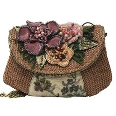 Earthen Mini Handbag #mfaccessories