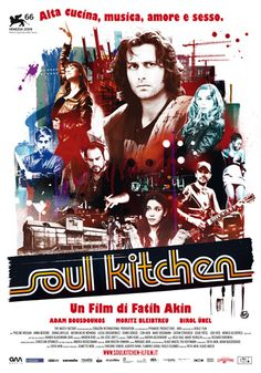 Soul Kitchen. Just great!