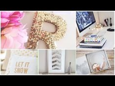 DIY Tumblr Room Decor for Teens by MakeupMonster. Features the #MakersKit Hanging Air Plant #Terrarium.