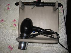 1000 Ideas About Curling Iron Holder On Pinterest