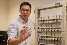 new li-ion battery tech