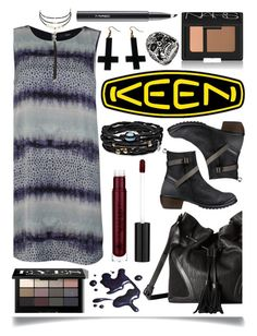 """""""So Fresh and So Keen: Contest Entry"""" by ittie-kittie ❤ liked on Polyvore featuring Keen Footwear, NARS Cosmetics, French Connection, Charlotte Russe, Chicnova Fashion, MAC Cosmetics, Bobbi Brown Cosmetics, Platadepalo, Anastasia Beverly Hills and West Coast Jewelry"""