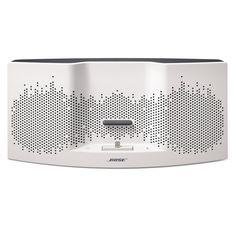 Bose SoundDock XT Speaker (White/Dark Gray)