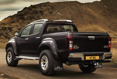 Arctic Trucks Isuzu D-Max AT35 '2016