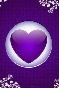 A Ture Heart A Purple heart Purple Love, Purple Lilac, All Things Purple, Shades Of Purple, Deep Purple, Red And Blue, Purple Stuff, Color Lila, Malva