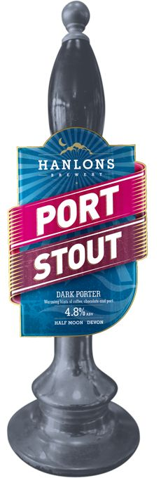 Hanlons Brewery - Port Stout