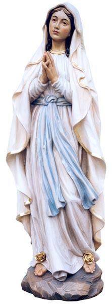 Madonna Lourdes - betende Muttergottes Lourdes
