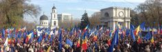 Piața Marii Adunări Naționale Chișinau