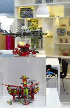 Lego Office Denmark | Spicytec