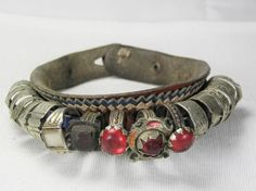 A collar of rings from the Anti Atlas region | berber silver