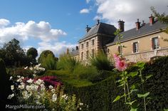 Blooms in Blois, France, in the Loire Valley