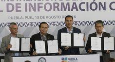 Rafael Moreno Valle anuncia Red Nacional de Información Criminal