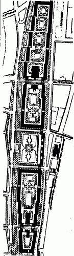 karl-marx hof_plan by KanerD, via Flickr Karl Marx, Architecture Plan, Vienna, Soho, Babe, Old Things, Urban, Spaces, How To Plan