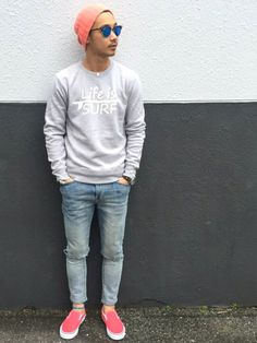 Shopping for Mens Fashion Jeans - Top Fashion For Men Dope Fashion, Minimal Fashion, Urban Fashion, Mens Fashion, Fashion Outfits, Fashion Trends, Stylish Men, Men Casual, Yoga For Men