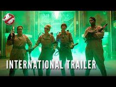 GHOSTBUSTERS starring Kristen Wiig, Melissa McCarthy, Kate McKinnon & Leslie Jones | Official International Trailer | In theaters July 15, 2016