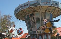 Dutch Village Theme Park Holland MI Dutch swing ride