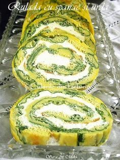 Diabetic Recipes, Baby Food Recipes, Vegetarian Recipes, Cake Recipes, Cooking Recipes, Easter Pie, Vol Au Vent, Romanian Food, Vegan Foods